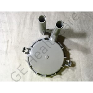Dish Canister Upper Breathing Circuit Gas