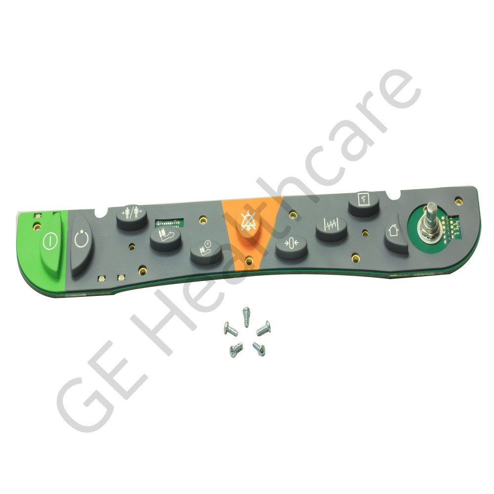 DASH 5000 Keypad Assembly (PUR)