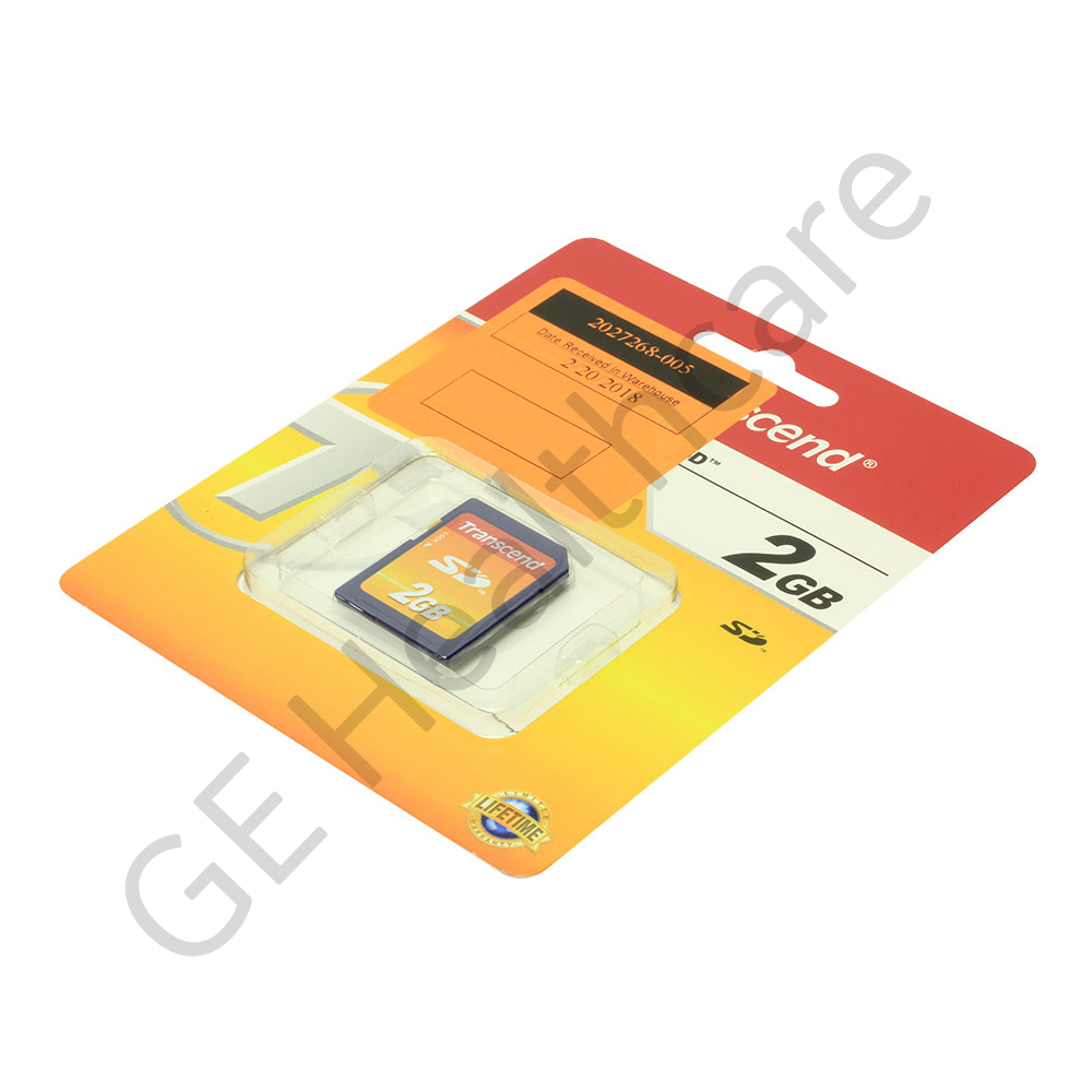 Electronic Board Controlling Secure Digital Data Card - 2GB