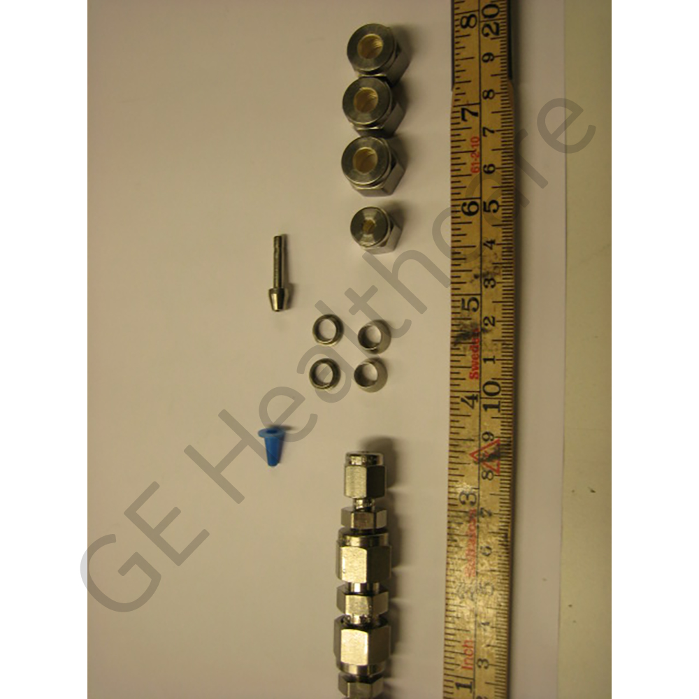 RESTRICTOR SET 5100S-SS-100SCCM