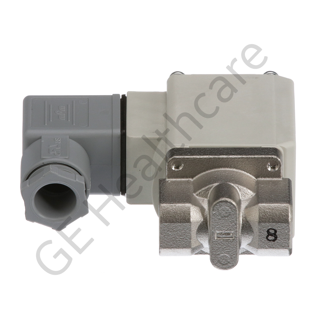 Solenoid valve SS for He cooling panel
