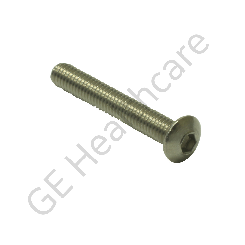M3 x 20 Button Head Screw Stainless Steel