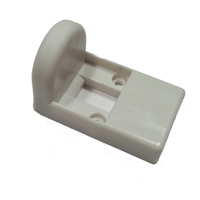Cover Latch Injection Molded