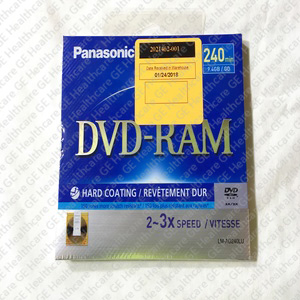 Disk DVD-RAM Cartridge 9.4GB Formatted