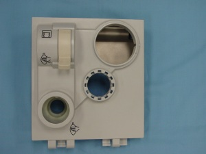 Control Panel Assembly 1406-8201-000