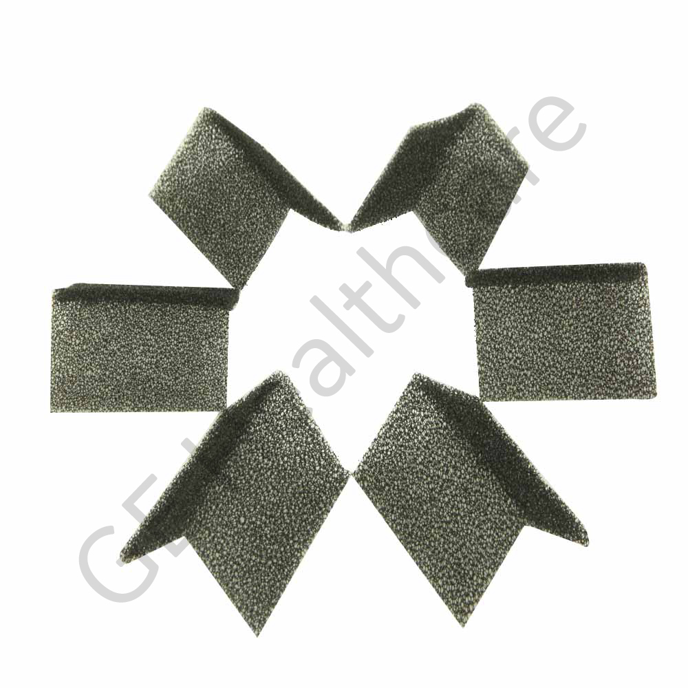Power Board Fan Filter F-CU5(P) Structural Foam