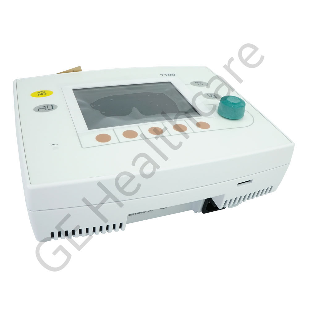 Color Control Module Assembly 7100 Ventilator Assembly